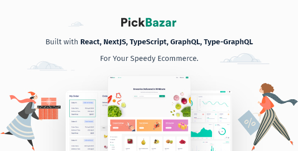 [Free Download] Pickbazar – React GraphQL Ecommerce Template (Nulled) [Latest Version]