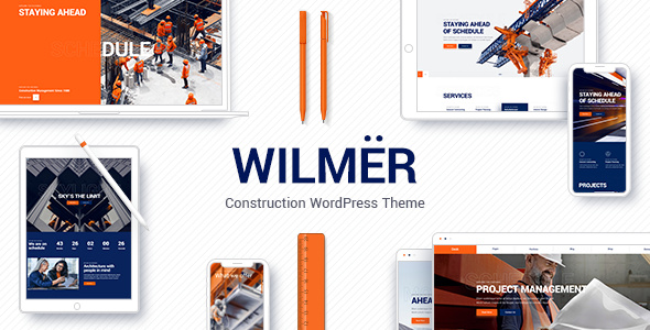 [Free Download] Wilmër – Construction Theme (Nulled) [Latest Version]
