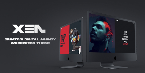 [Free Download] XEN – Creative Agency WordPress Theme (Nulled) [Latest Version]