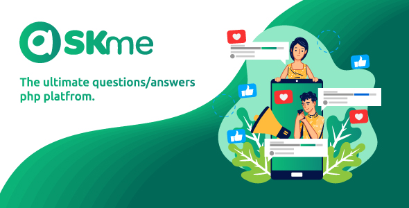 [Free Download] AskMe – The Ultimate PHP Questions & Answers Social Network Platform (Nulled) [Latest Version]