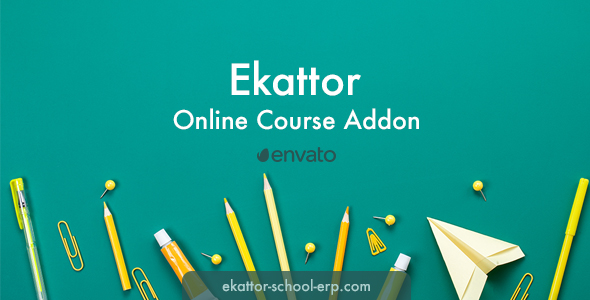 [Free Download] Ekattor Online Course Addon (Nulled) [Latest Version]