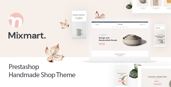 [Free Download] At Mixmart Handmade Theme PrestaShop (Nulled) [Latest Version]
