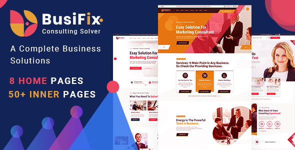 [Free Download] Busifix – Business Consulting and Professional Services HTML Template (Nulled) [Latest Version]