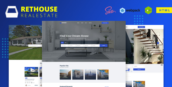 [Free Download] Rethouse – Real Estate HTML Template (Nulled) [Latest Version]