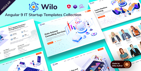 [Free Download] Wilo – Angular IT Startups Templates Collection (Nulled) [Latest Version]