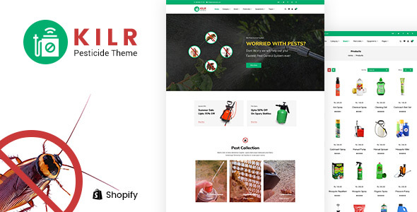 [Free Download] Kilr – Pesticide Shopify Theme (Nulled) [Latest Version]