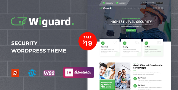 [Free Download] Wiguard – CCTV & Security WordPress Theme (Nulled) [Latest Version]