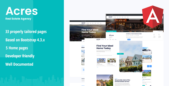 [Free Download] Acres – Real Estate Angular Template (Nulled) [Latest Version]