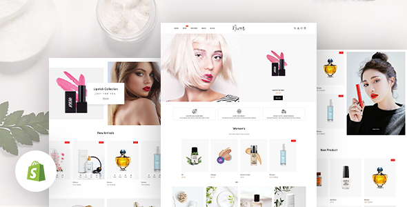 [Free Download] Niver – Beauty & Cosmetics Shop Responsive Shopify Theme (Nulled) [Latest Version]