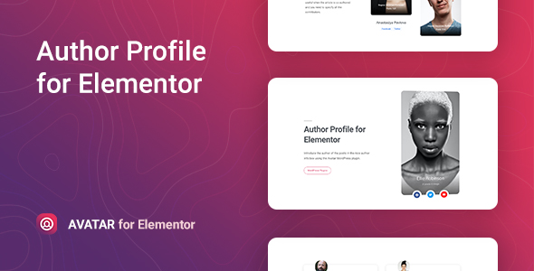 [Free Download] Avatar – Author Box for Elementor (Nulled) [Latest Version]