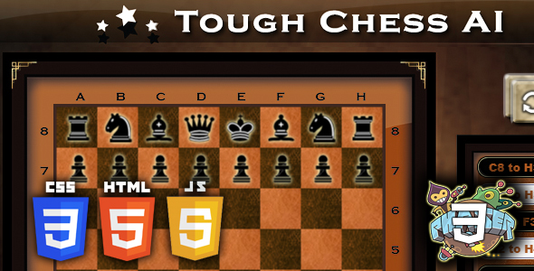 [Free Download] Phaser 3 Tough Chess AI (Nulled) [Latest Version]