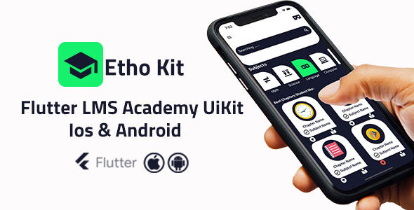 [Free Download] LMSKit – Flutter Course Academy  Kit – Ios and Android (Nulled) [Latest Version]