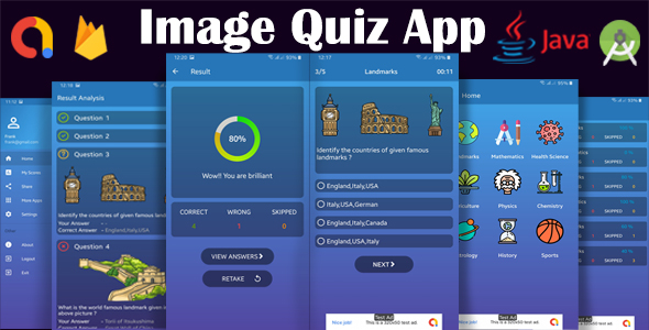 [Free Download] Android Image Quiz App with Firebase and AdMob Integrated (Nulled) [Latest Version]
