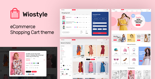 [Free Download] WioStyle – Fashion & Clothing eCommerce Adobe XD Template (Nulled) [Latest Version]