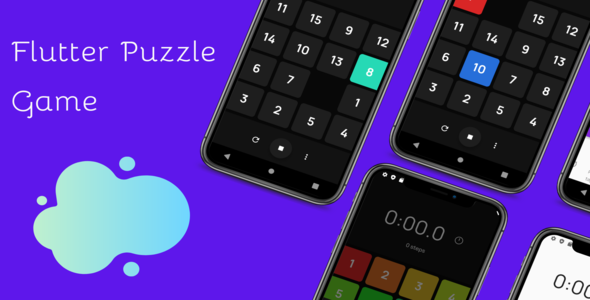 [Free Download] Flutter Puzzle Game (Nulled) [Latest Version]