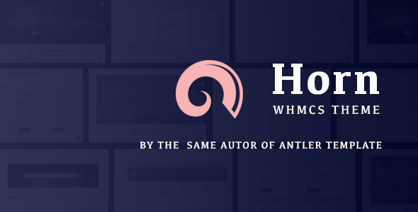 [Free Download] Horn – WHMCS Dashboard Hosting Theme (Nulled) [Latest Version]
