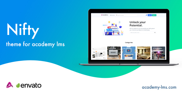 [Free Download] Nifty – Academy LMS Theme (Nulled) [Latest Version]