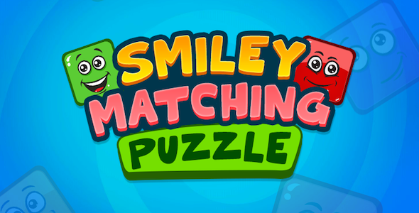 [Free Download] Smiley Matching Puzzle + Ready For Publish + Android (Nulled) [Latest Version]