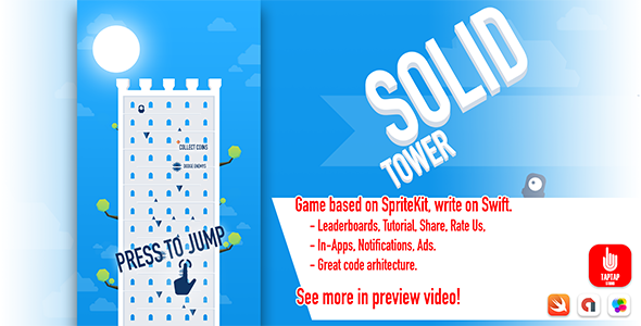 [Free Download] Solid Tower (Nulled) [Latest Version]