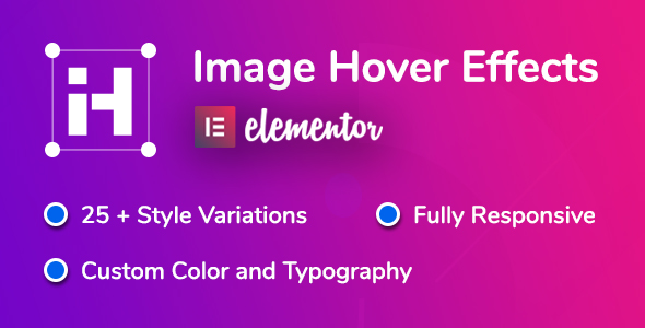 [Free Download] Image Hover Effects for Elementor (Nulled) [Latest Version]