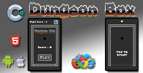 [Free Download] Dungeon box – HTML5 Mobile Game (Nulled) [Latest Version]
