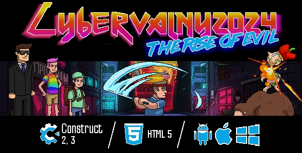 [Free Download] Cybervalny 2024: The Rise Of Evil (Nulled) [Latest Version]