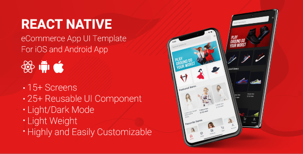 [Free Download] React Native Store UI Template (Nulled) [Latest Version]