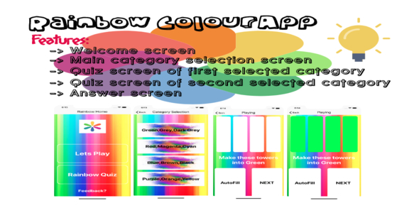 [Free Download] Rainbow ColourApp (Nulled) [Latest Version]