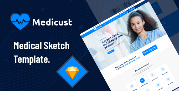 [Free Download] Medicust – Health and Medical Sketch Template (Nulled) [Latest Version]