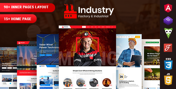 [Free Download] Industry – Factory & Industrial Angular 10 Template (Nulled) [Latest Version]
