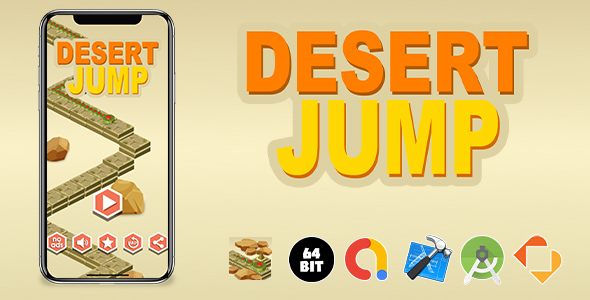 [Free Download] Desert Jump Game Template (Nulled) [Latest Version]