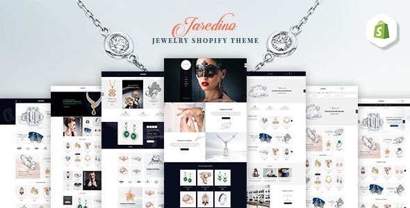 [Free Download] Jaredino | Jewelry Fashion Shopify Theme (Nulled) [Latest Version]