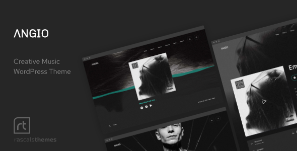 [Free Download] Angio – Creative Music Theme (Nulled) [Latest Version]