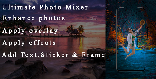 [Free Download] Multiple Photo Blender Double Exposure (Nulled) [Latest Version]