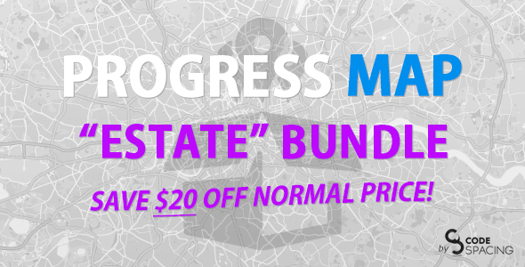 [Free Download] Progress Map, Estate Bundle (Nulled) [Latest Version]