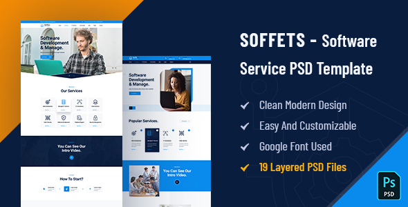 [Free Download] Soffets – Software and IT Service PSD Template (Nulled) [Latest Version]