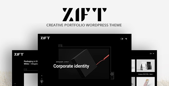 [Free Download] Zift – Creative WordPress Portfolio (Nulled) [Latest Version]