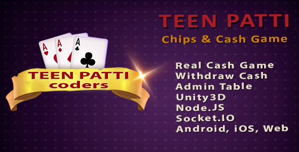 [Free Download] Teenpatti Chips & Cash Game (Nulled) [Latest Version]
