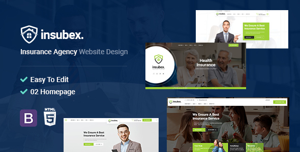 [Free Download] Insubex | Insurance Broker HTML5 Template (Nulled) [Latest Version]