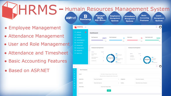 [Free Download] HRMS – Human Resource Management System Online HR (HRMS) (Nulled) [Latest Version]