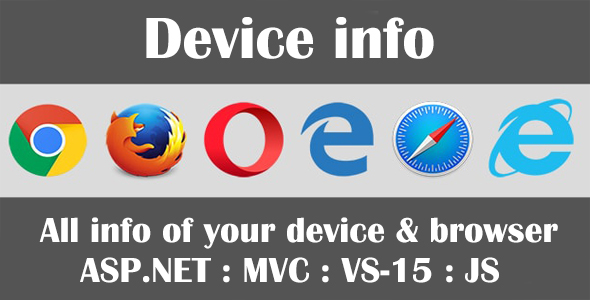 [Free Download] Device Info – Web Browser Security Testing Tool (Nulled) [Latest Version]