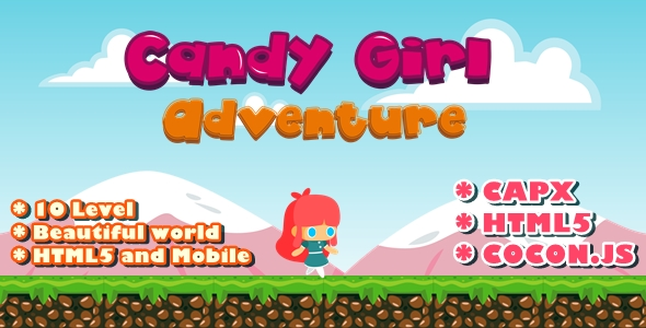 [Free Download] Candy Girl Adventure (Nulled) [Latest Version]