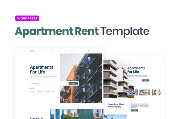 [Free Download] Dexico – Apartment Rent Elementor Template Kit (Nulled) [Latest Version]