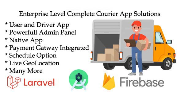 [Free Download] Enterprise Level Complete Courier App Solutions – MRS Courier (Nulled) [Latest Version]