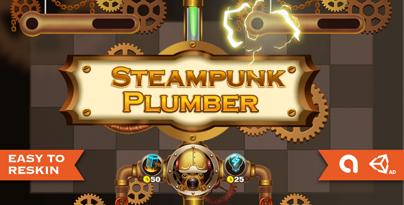 [Free Download] Plumber – Complete Unity Project with Level Toolkit (Nulled) [Latest Version]