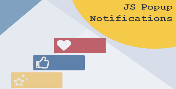[Free Download] JS Popup Notifications (Nulled) [Latest Version]
