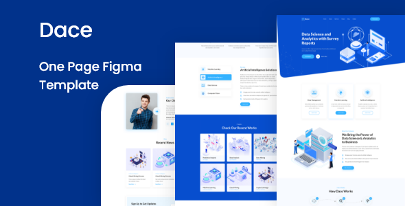 [Free Download] Dace – One Page Figma Template (Nulled) [Latest Version]