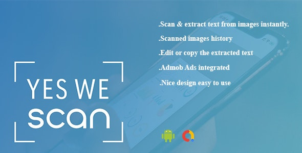 [Free Download] Text Scanner – OCR App (Nulled) [Latest Version]