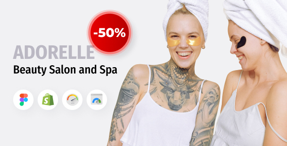 [Free Download] Adorelle – Beauty Salon and Spa Shopify Theme (Nulled) [Latest Version]