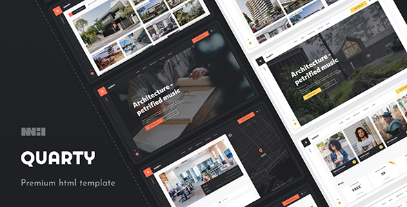 [Free Download] Quarty – Architecture & Interior Design (Nulled) [Latest Version]
